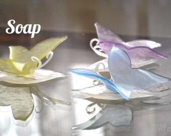 Soap Favor, Quinceanera Favors Sweet 16 Party Favors - Unique Baby Shower Favors - Wedding Favors, Bridal Shower Favors, Decorative Soap