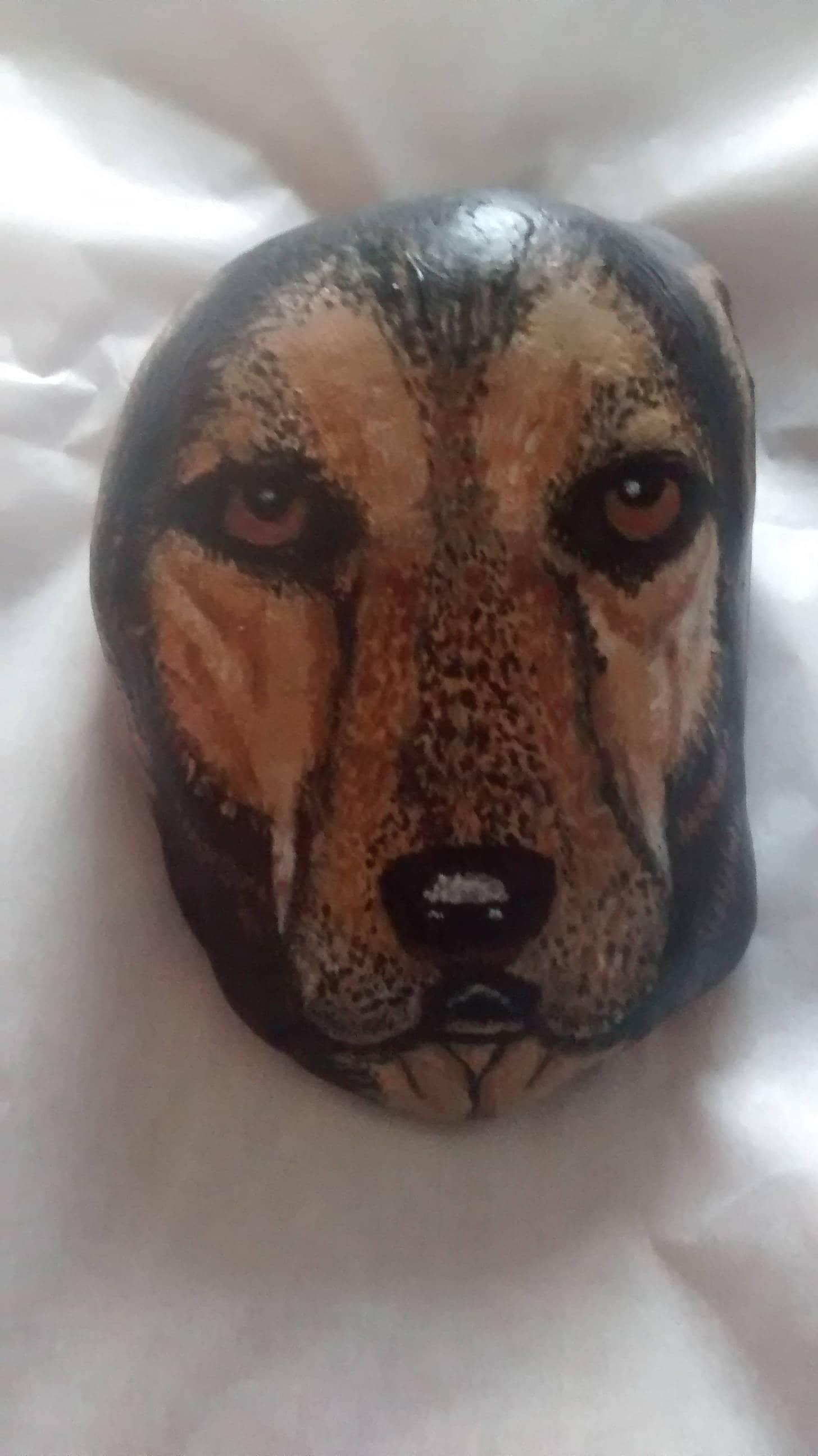 Custom Pet Memorial Stones personalized pet memorial stone