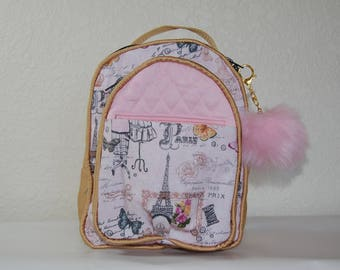 Paris Mini Backpack