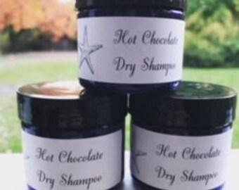 Hot Chocolate Dry Shampoo