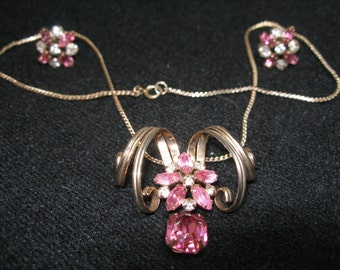 SCITARELLI Necklace and Earring Set(626)