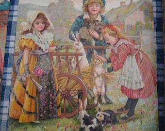 Victorian Picture Puzzle