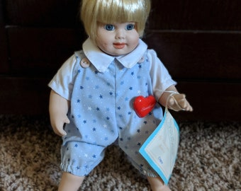 Cindy Sweetheart Doll Vintage Porcelain Doll