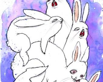 Bunny Orgy