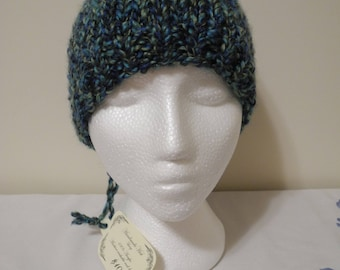 Cozy Hand Knit Hat
