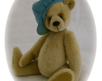 Sawyer teddy bear e-pattern