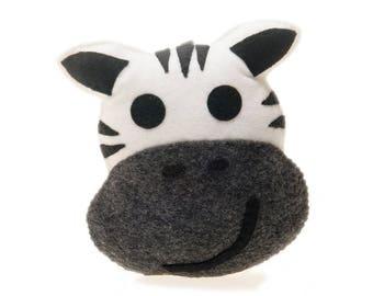 Pattern Zebra head - no. 276