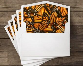 Monarca lined envelopes - 10 pieces