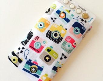 Pill Case Birth Control Cozy- Insta Cameras