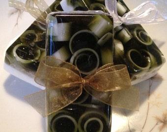 Green Goddess glycerin soap