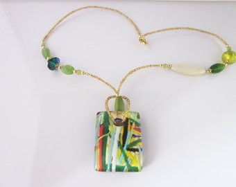 Murano necklace