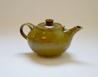 Studio Pottery Teapot