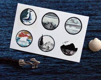 Indie Stickers