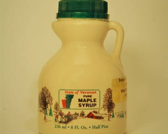 8 oz Amber Rich Maple Syrup