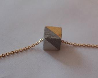 concrete, concrete cube, cube bracelet bracelet bracelet bracelet