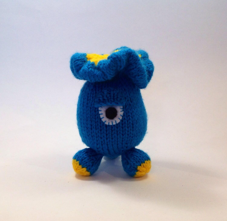 Gulpalump Amigurumi Knitting Pattern - Instant Download - Plush Toy ...