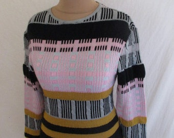 Christian Lacroix vintage sweater size M to-79
