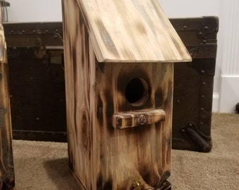 Original crafted Bird House