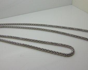 Stainless Steel Popcorn Chain