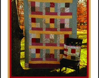 The Weekender Quilt Pattern