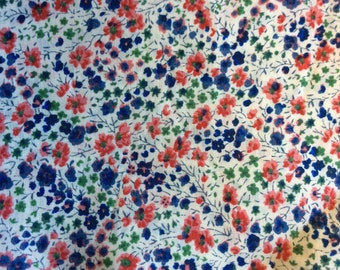 Tana lawn fabric from Liberty of London, Phoebe