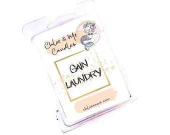 Parasoy Wax Melt Clamshell- Gain Laundry