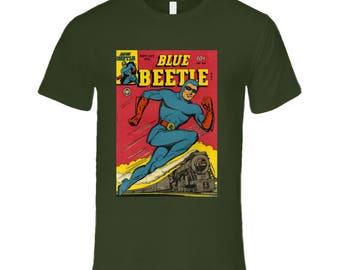 Blue Beetle #44 T Shirt