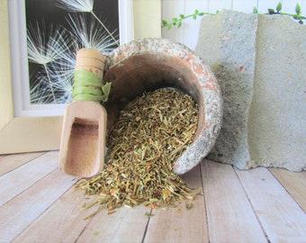 Dried Herbs, Organic St. John's Wort, Dried St. John's Wort