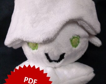 Litwick Plush Pattern PDF