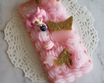 Magical Girl inspired iPhone 7/8 Decoden Case