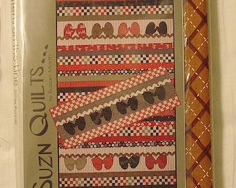 50% OFF Table Runner Kit - Mittens On The Line, Christmas Table Runner Kit WAS 20.00