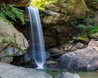 Eagle Falls at Cumberland Falls State Resort Park #5427