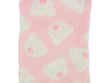 Hottie Thermal Heat Pad - Microwaveable Back Pain Relief Pack - Snuggly Bear Plush Fleece in Various Colours