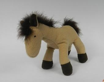 Horse, Horse stuffed animal, Horse plushie, Plush horse, Horse stuffed animals, Horse stuffed toy, Stuffed animals, Brown horse