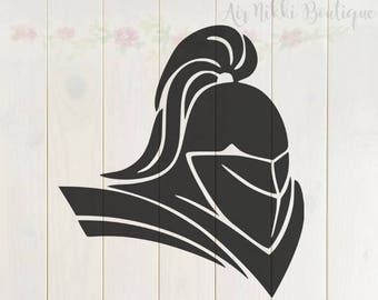 Knight SVG, PNG, DXF files, instant download