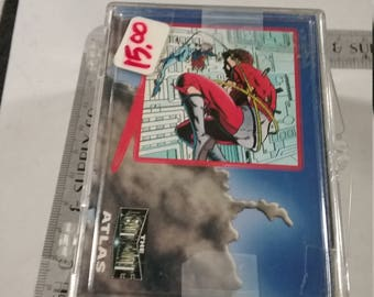 Vintage The  Deathmate  Atlas Trading Cards