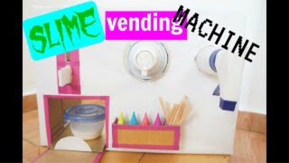 Slime vending machine supplies diy read description like this item ccuart Choice Image