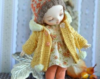 Pre-order Pukifee / Lati Yellow autumn outfit