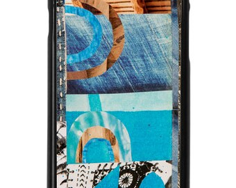 NEW iPhone 7/7+ Case, Indigo Bow, Indigo, Sea, Waves, Beach, Surf, Ocean Art, Ocean, Sunset, Art, Avail with Black or White case color