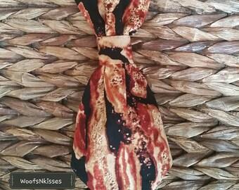 Crispy Fried Bacon Necktie