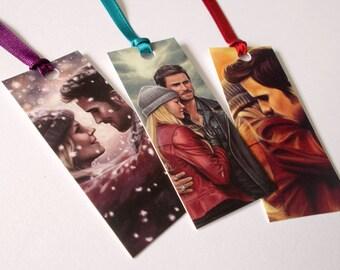 Bookmark Bundle (3 mini bookmarks)