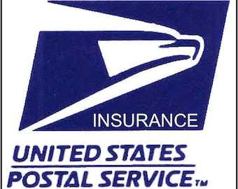 USPS Postal Insurance for Value of 200.01 to 300.00