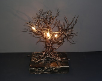 "ROOTS Collection ""Roots"" Table Lamp Small"