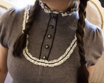 Wednesday Adams Sweater Dress