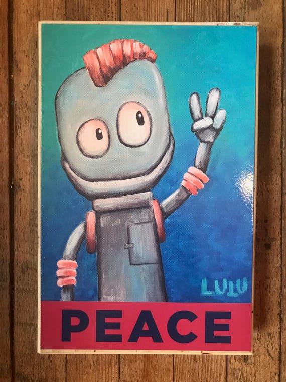 Peace Robot
