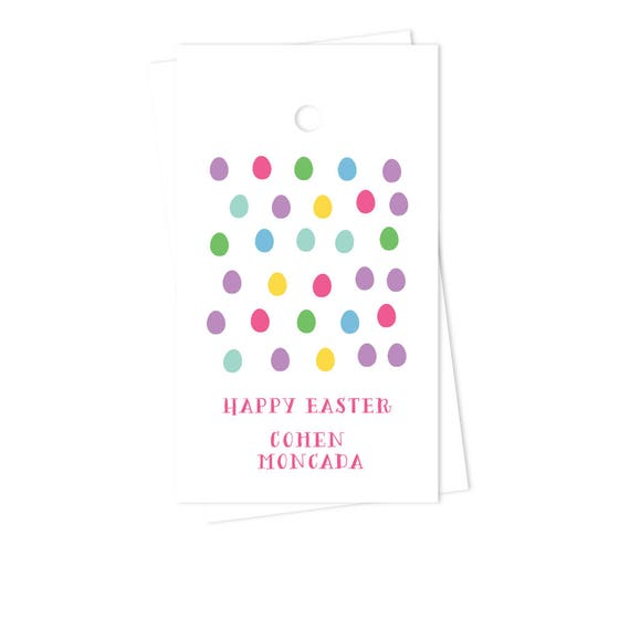 Personalized easter gift tags personalized easter gifts personalized easter gift tags personalized easter gifts easter gift tags easter gifts for kids easter card set easter eggs negle Image collections
