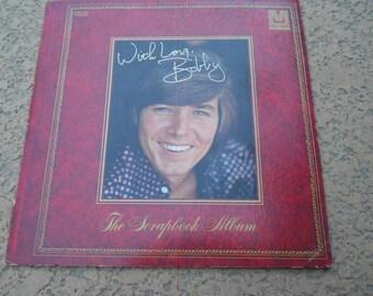 "Bobby Sherman  ""With Love, Bobby The Scrapbook Album"""