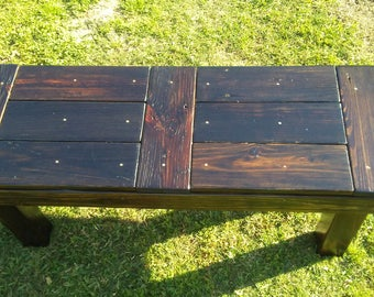 Reclaimed/Rustic Wood Table