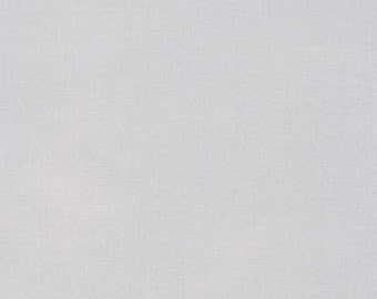 Shadow Kona Cotton, Gray Fabric, Robert Kaufman Fabrics, Half Yard