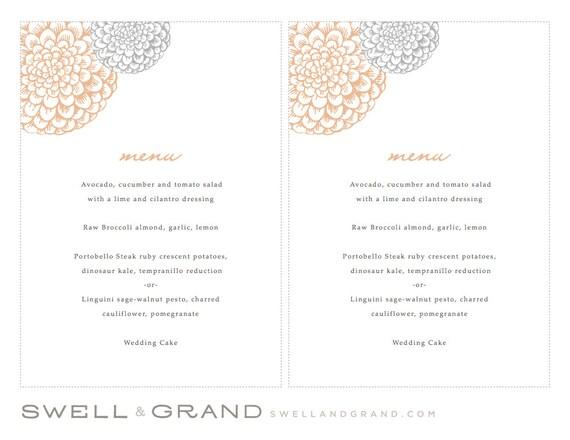 Berühmt Beispiele Für Catering Menüvorlagen Ideen - Beispiel ...